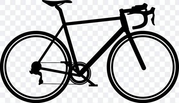 公路自行車剪影