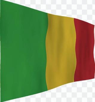 馬里的旗幟