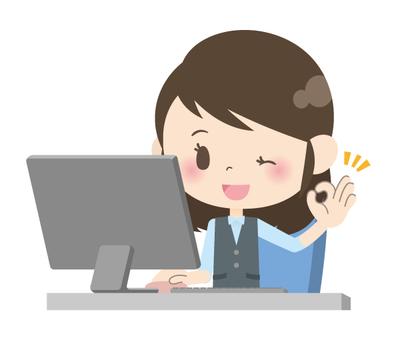 職員*個人電腦/電話02