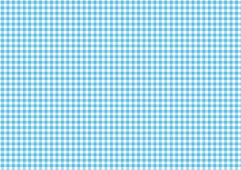 格子檢查紋理03 [藍色]