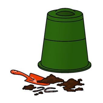 用堆肥製作堆肥
