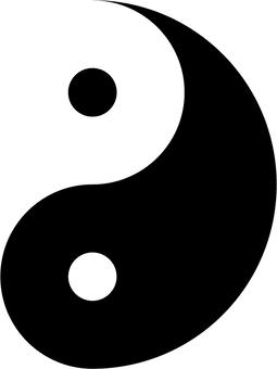 Yin and yang a