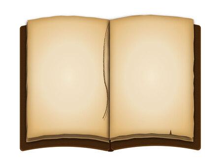 舊書(沒有字符)