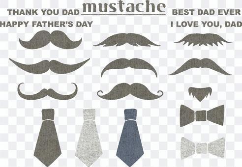 父親節鬍鬚圖畫書