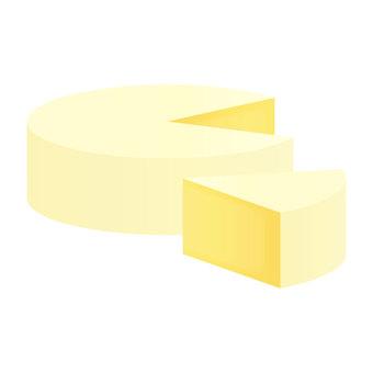 カマンベールチーズ ホール