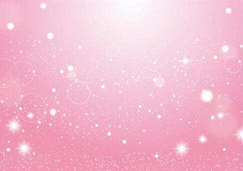 Glitter background material (pink)