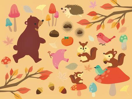秋天的插圖集合(2)