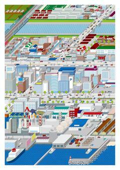 城市系列集合城市2