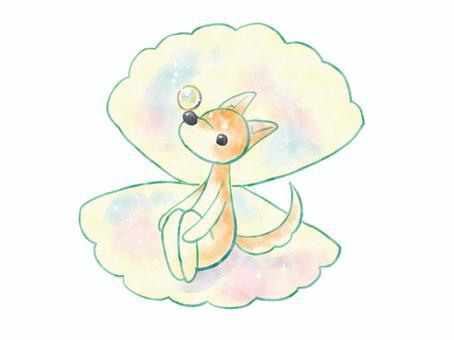 珍珠牡蠣狗
