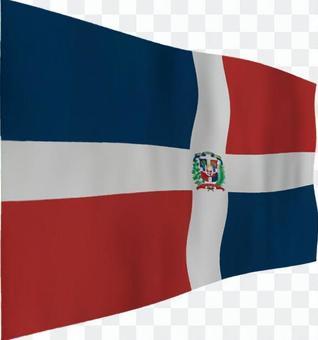 多米尼加共和國國旗