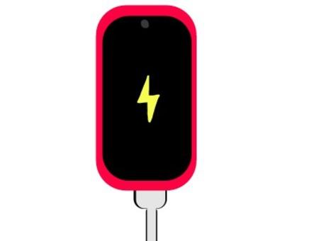 為智能手機充電