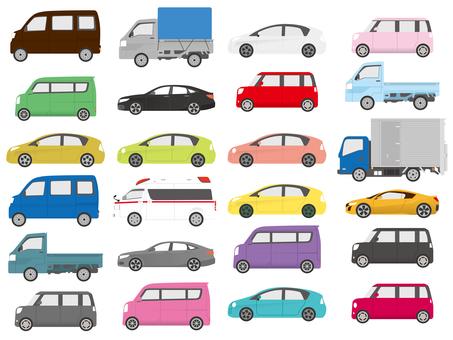 汽車顏色變化設置 3