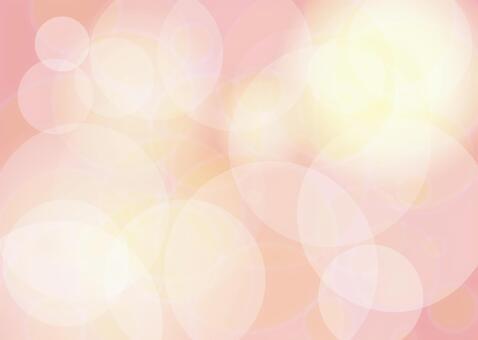粉紅色的光