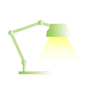 Stand light (green)
