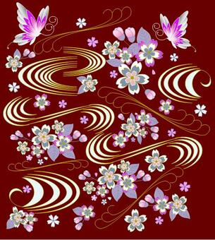 Makie圖片蝴蝶