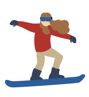 女子單板滑雪