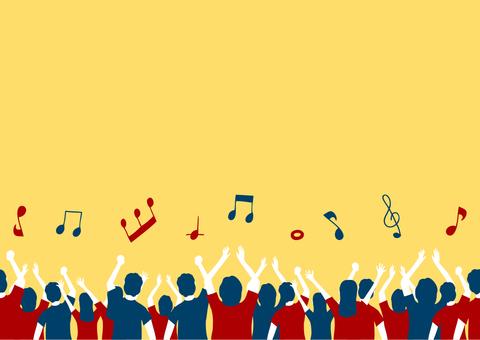 Chorus people