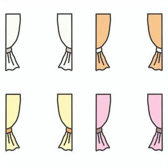 窗簾集01