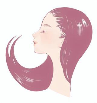 【透明PNG】護髮系列