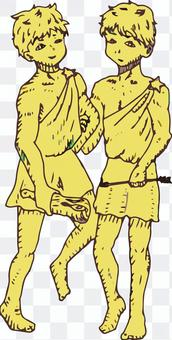 Illustration of Gemini