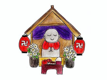 Jizo托盤