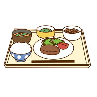 營養均衡的大米