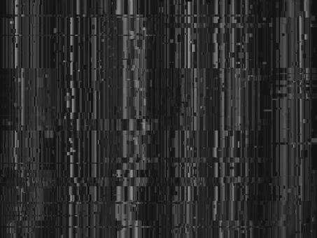 Monochrome bug screen background illustration