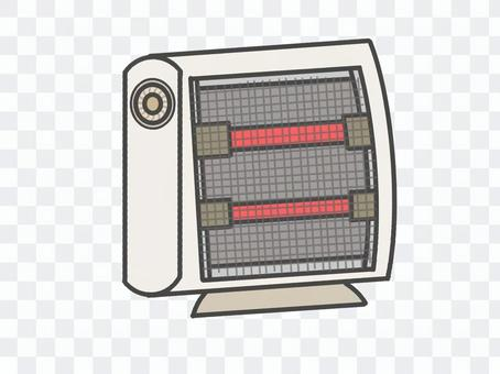 電子加熱器