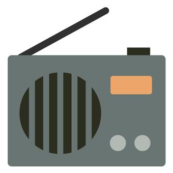 收音機圖標1