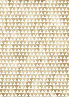 背景020_水彩三角形圖案_斯堪的納維亞米色