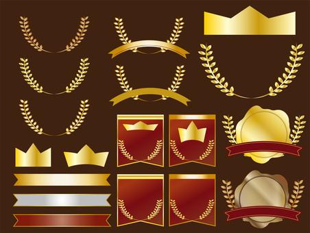 Emblem set