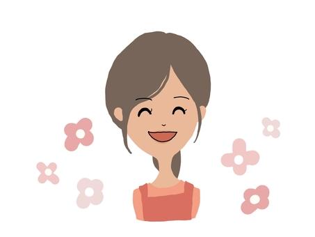 微笑家庭主婦