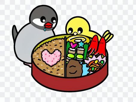 鳥和便當盒2