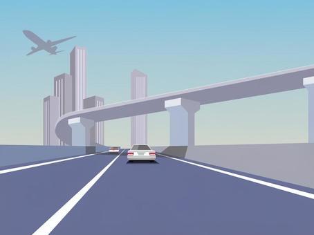 高速公路(立交橋/交叉路口)