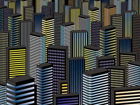 Night view of a skyscraper (1)