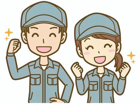 男人和女人(工人):C_Kiki 03BS