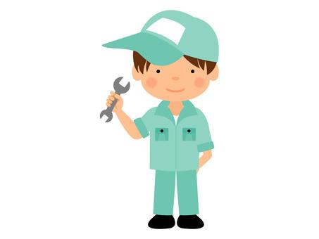 Maintenance engineer / Type I / uta