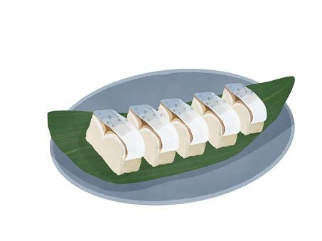 鯖押し寿司