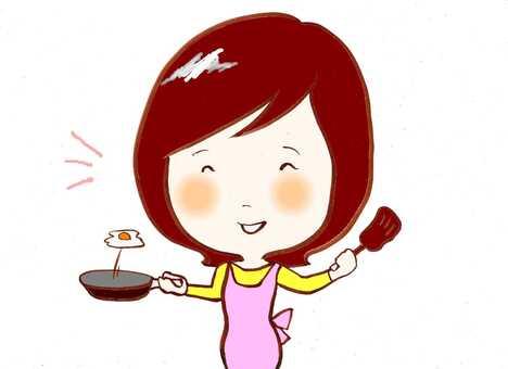 Female housework