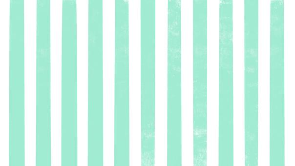 Bright green stripes