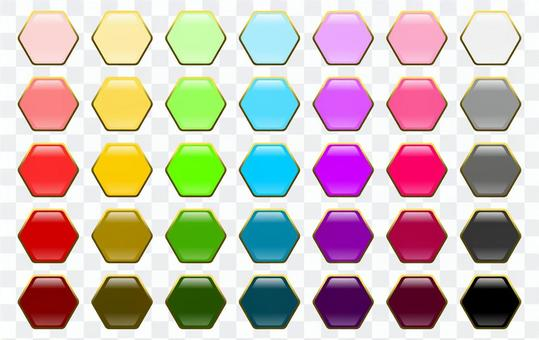 六角扣材料A圓角