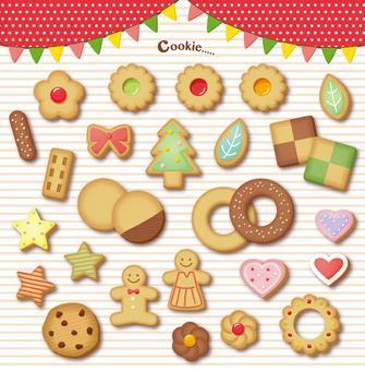 圖標Cookie