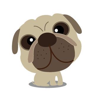狗例證(帕格)