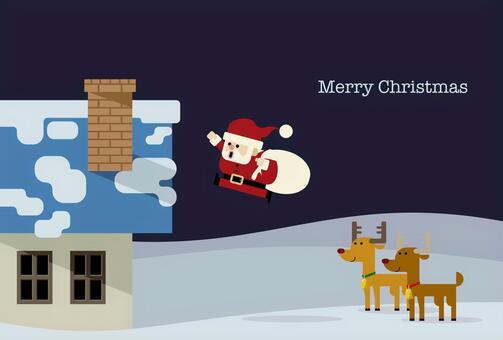 聖誕賀卡設計03