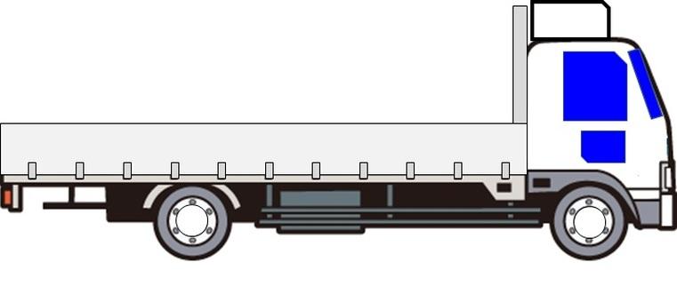 4噸平體車