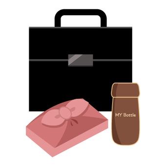 商人的午餐(午餐盒)