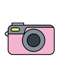 相機(粉色)