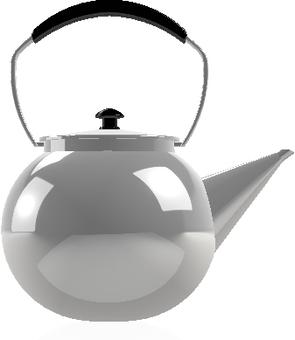 A kettle