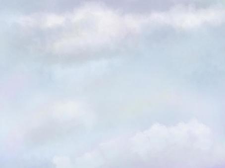 仰望天空2021.4.24②