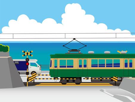 火車和鐵路道口